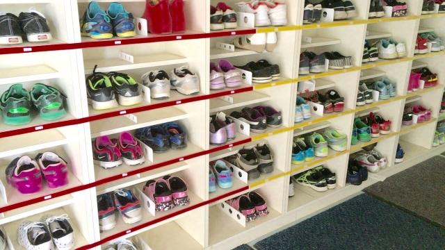 靴の履き間違いを防ぐ方法を考えた! ちょっとの工夫で靴の行方